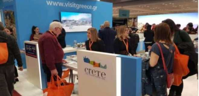 Crete is a rising destination for Americans