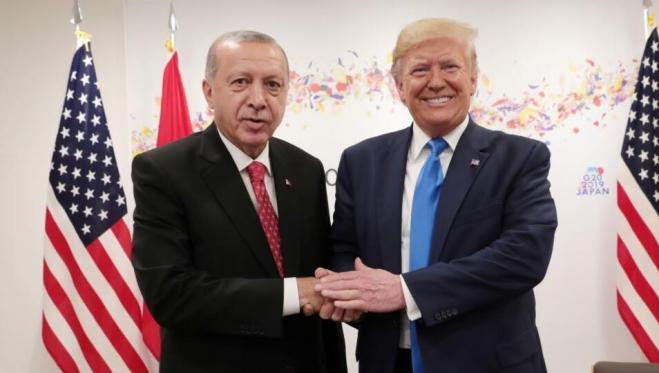 Bolton's book: Trump is a president who will do all favors for Erdogan
