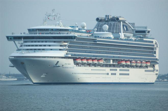 """We haven't been tested for coronavirus,"" says Greek-American trapped on Diamond Princess"