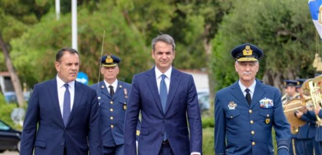 Greece: Changes in the leadership of the Armed Forces