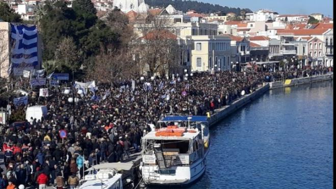 General strike on northern Aegean islands on Wednesday