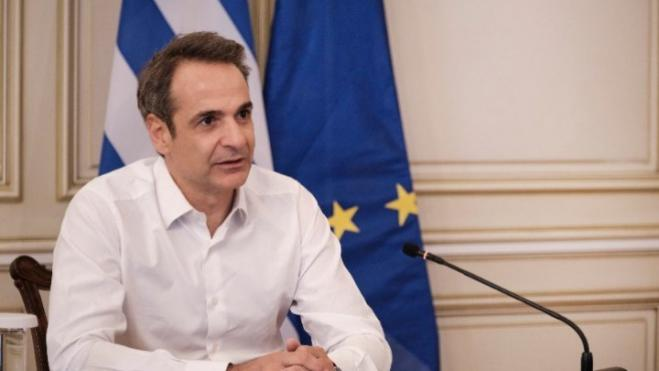 "Mitsotakis: ""We won the battle for health and now we will win the battle for the economy"""