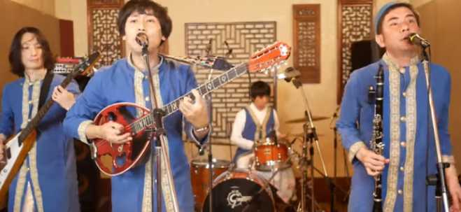 "Japanese band ""Pyramidos"" performs Greek song ""Ikariotikos"" (vid)"