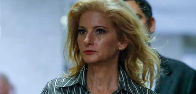 Greek American Summer Zervos taking Trump to court