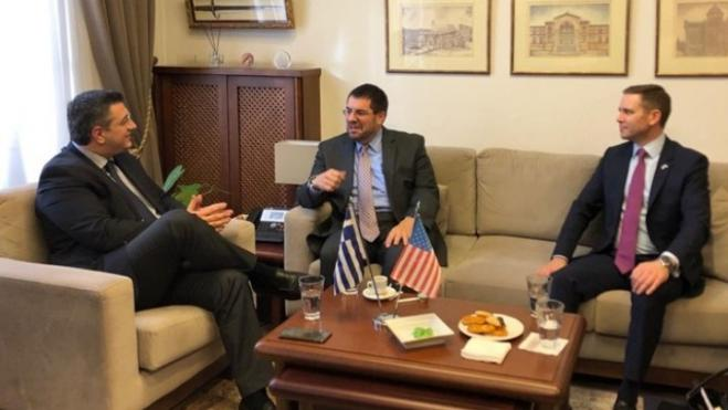 Collaboration of US and Greek high-end technology companies discussed in Thessaloniki
