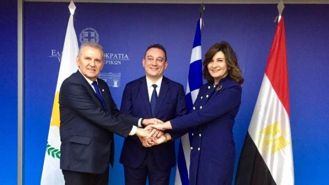 Greece, Cyprus, Egypt officials meet to discuss diaspora and youth collaboration