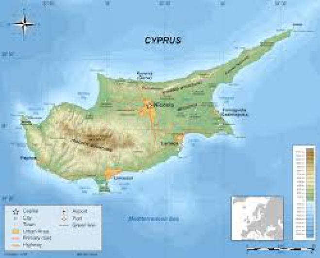 "Cyprus: What are the ""non-lethal weapons"" included in the lifting of the US embargo?"