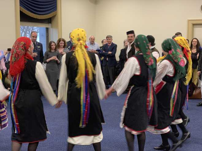 AHI Hosts Annual Congressional Salute to Greek Independence Day