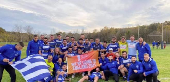 Greece qualifies for 2021 Rugby League World Cup, even though banned in Greece!