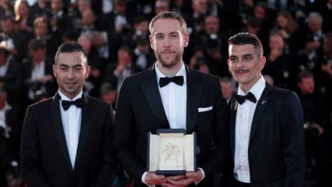 Congratulations pour in for Kekatos after winning best short film award at Cannes