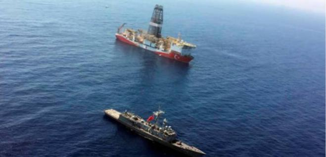 Egypt and Turkey's energy face-off in the Mediterranean