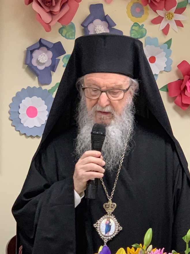 Archdiocesan Council: Resolution of Thanks and Appreciation for His Eminence Archbishop Demetrios, Geron of America