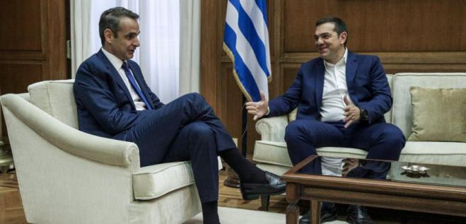 Mitsotakis-Tsipras disagreement regarding the vote right for Greeks abroad