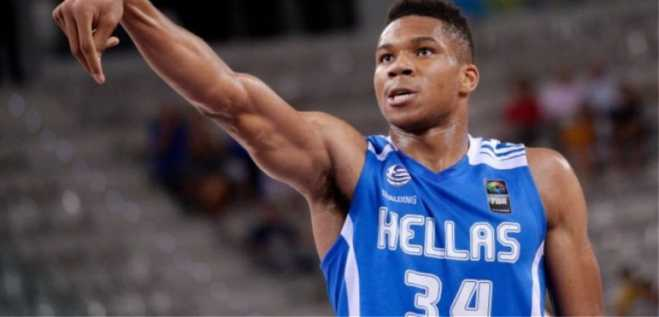 Giannis Antetokounmpo: I hope I am fit to help national team in China