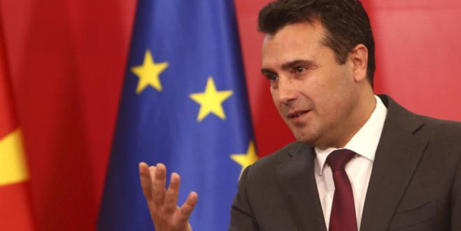 Zaev: We cannot implement the Prespa Agreement, we freeze it