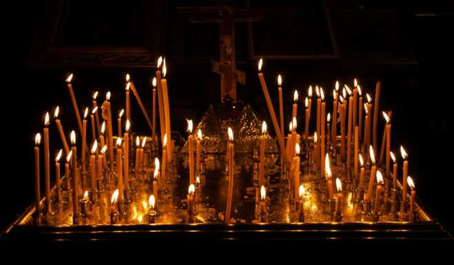 Beginning of Holy Week for Christian Orthodoxy