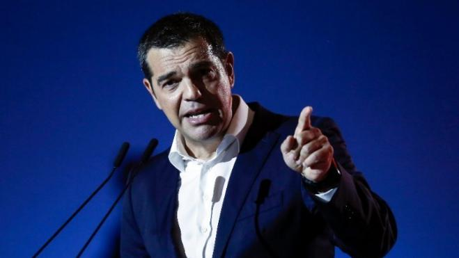Tsipras expresses concern over EU Cohesion funding for Greece at PES Brussels meeting