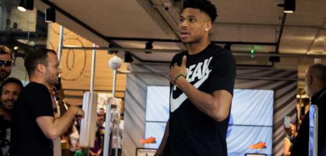 Antetokounmpo: We know what we have to do in China