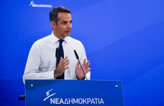 Mitsotakis in the US for meetings with the diaspora and investors