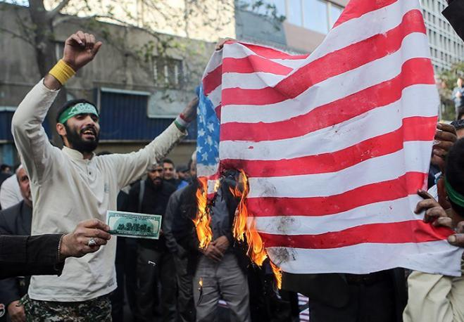 Ratcheting up the US-Iran collision