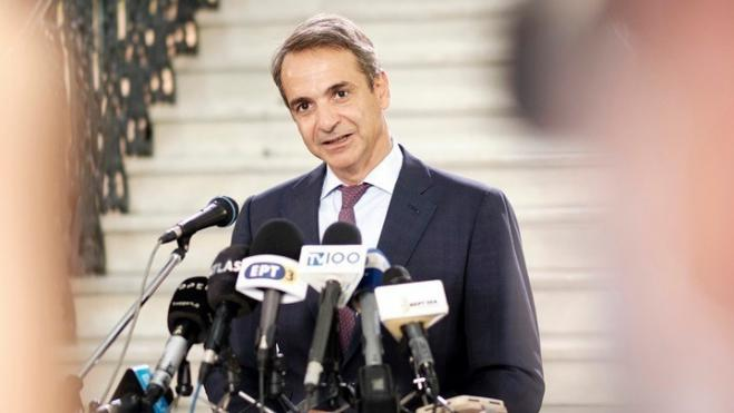 PM Mitsotakis at Thessaloniki: Aim is to showcase innovative high-tech start-ups at home and abroad