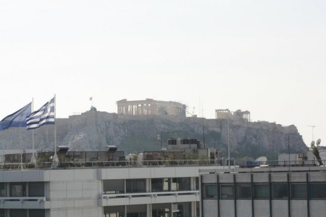 Archaeologists' decision sets maximum height for buildings in the Acropolis area