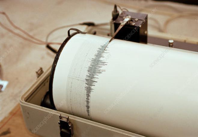 Earthquake hits Rhodes