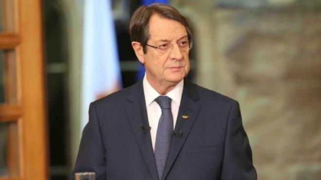 Cyprus' Anastasiades to send security forces for the protection of Greek borders