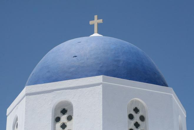 Greek government bans religious services for all faiths