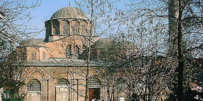 Erdogan turns another historic church into a mosque
