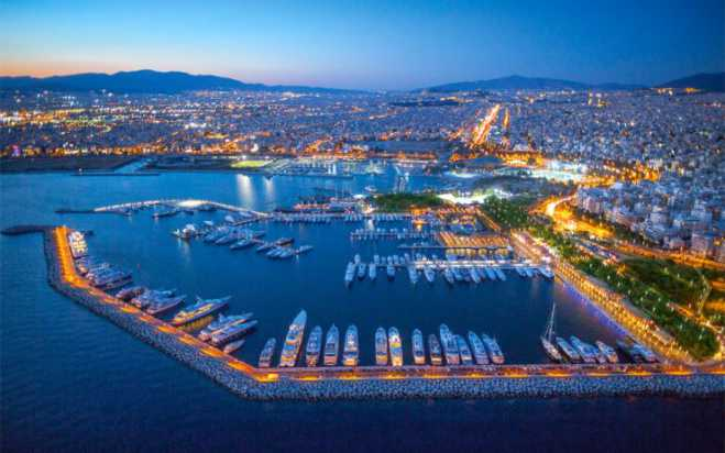 Athenian Riviera takes on new form