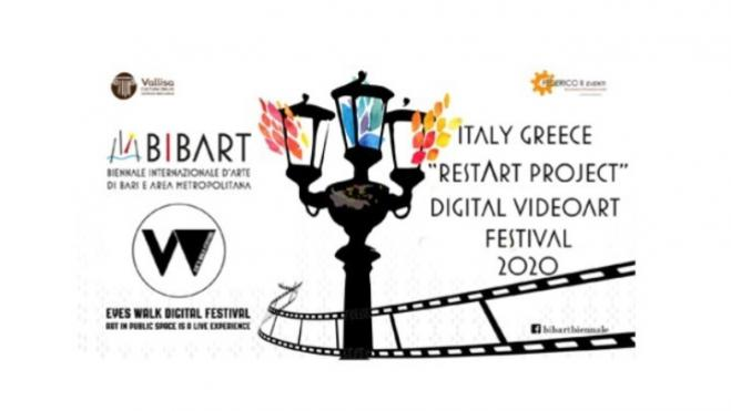 Italy-Greece:RestArt project; on-line Video Art festival