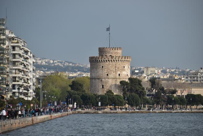 Lockdown from today in Thessaloniki, Larissa, Rodopi