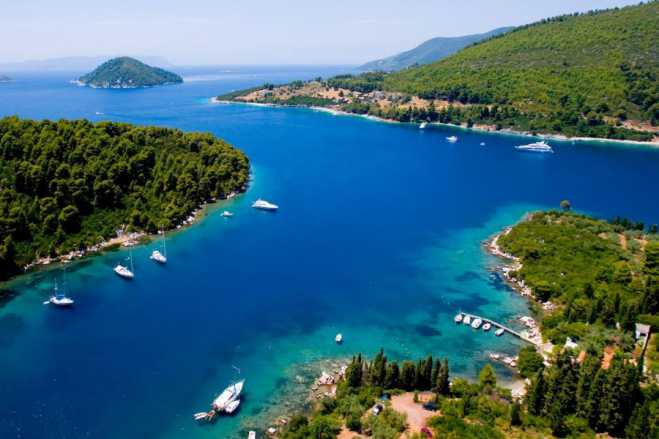 Skopelos to be seen by millions in the US as featured destination of 'Mediterranean Blue' show