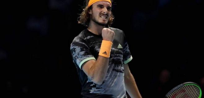 How much money did Tsitsipas make at the Nitto ATP Finals