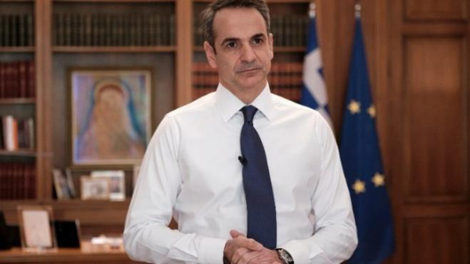 PM Mitsotakis' message to Greeks living in the USA