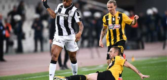 PAOK Thessaloniki win double after beating AEK in Cup Final