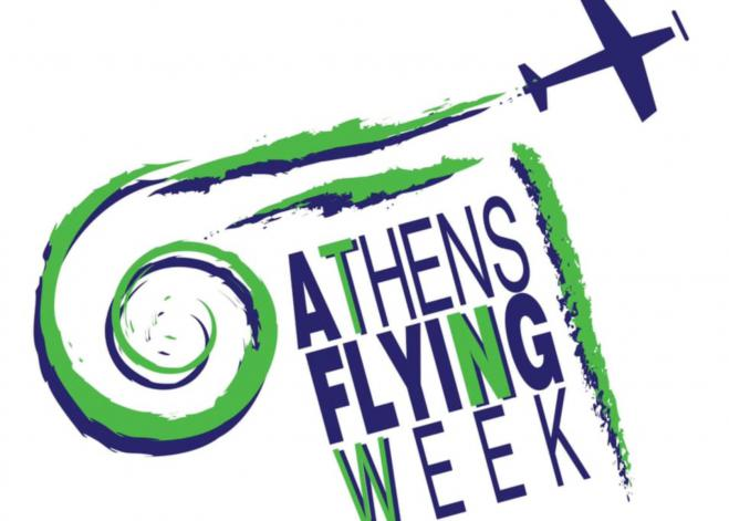 Athens Flying Week air show scheduled for September, cancelled due to covid-19