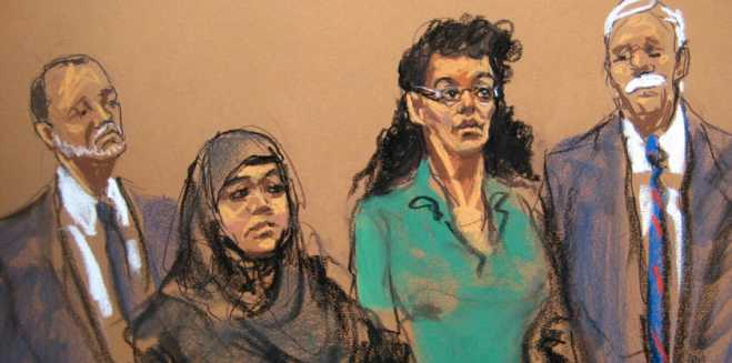 ISIS-inspired Queens women plead guilty to NYC bomb plot