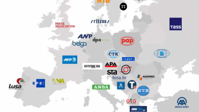 European Alliance of News Agencies stands by publishers pressured by Google for free content
