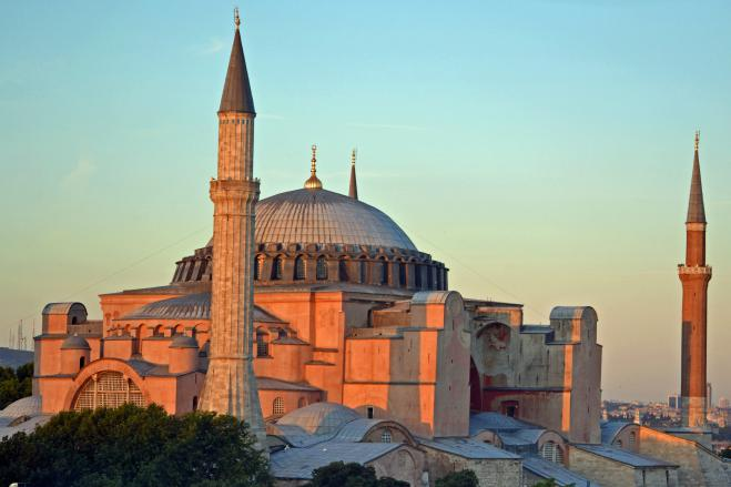 State Department: We call on Turkey's government to maintain Hagia Sophia as a UNESCO World Heritage site