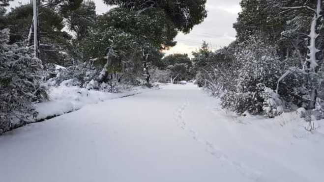 'Ypatia' storm system to bring more snowfall and storms