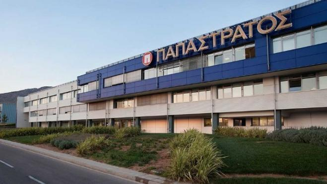 Papastratos awarded as 'Top Employer' in Greece for 2020