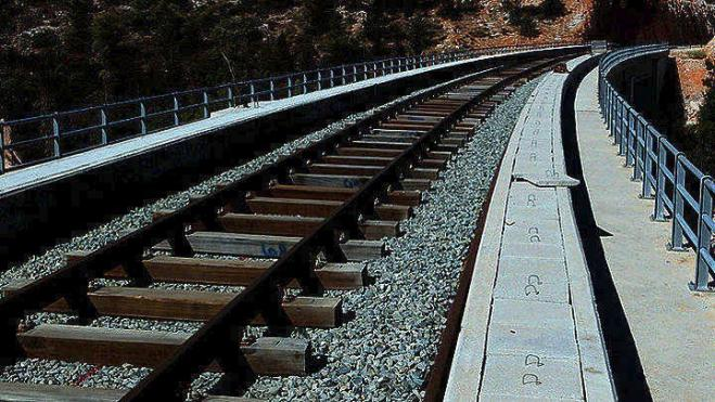 2.5 billion euros will upgrade Greece's railway network in MOC to be signed on Friday