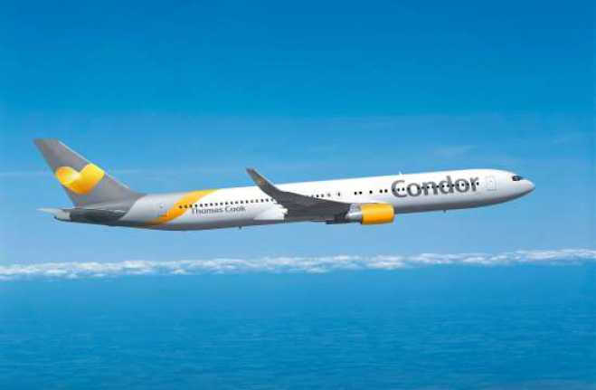 Condor airlines adds new flights to Greece from Germany for the 2019 summer season
