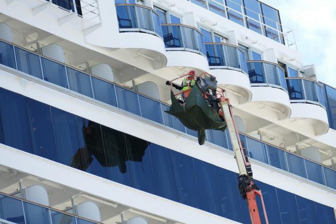 Coronavirus: The truth about the cruise ship off Greece