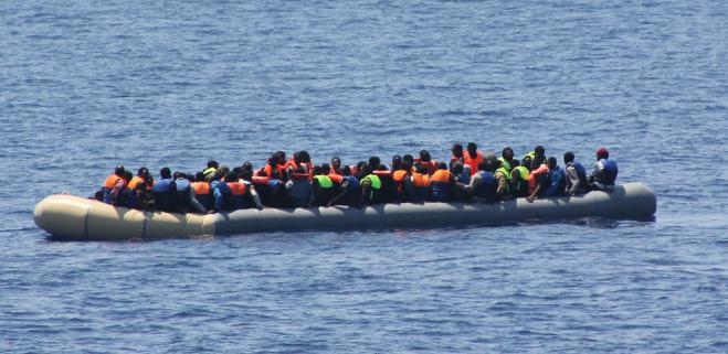 First migrant boat since April 1st arrives on Lesvos