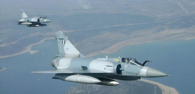 Deal for upgrade of Hellenic Air Force Mirage jets signed