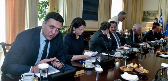 Health Minister Kikilias says country is adequately prepared to deal with coronavirus