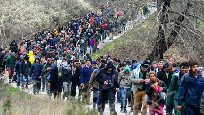 Fake news may cause new surge in refugee arrivals to Greece